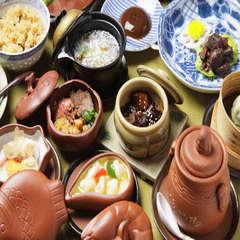 【人気NO1】〜美と健康に〜全13品・特製スッポン鍋と薬膳料理を楽しむ特選薬膳懐石
