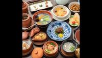 【フカヒレ・スッポンなど】全15品・シェフ渾身の当館最高級料理『薬膳満漢全席』プラン
