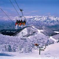 ≪戸隠スキー場≫リフト1日券付き☆素泊まりで無料の夕食朝食付き! 滑った後は展望大浴場でゆったり♪