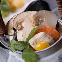 【秋の味覚はやっぱり松茸!】松茸すき焼きにホイル焼きに土瓶蒸し☆松茸たっぷりいい香り♪