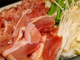【ご当地グルメ】大山鶏食す♪大人気の大山鶏!鍋&釜飯…旨し!うれし〜源泉たまごづくり体験無料特典付き
