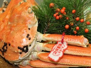 【ご当地グルメ】がいなspa旅♪松葉がにX鳥取和牛オレイン55X大山鶏Xのどぐろ&地酒choice付