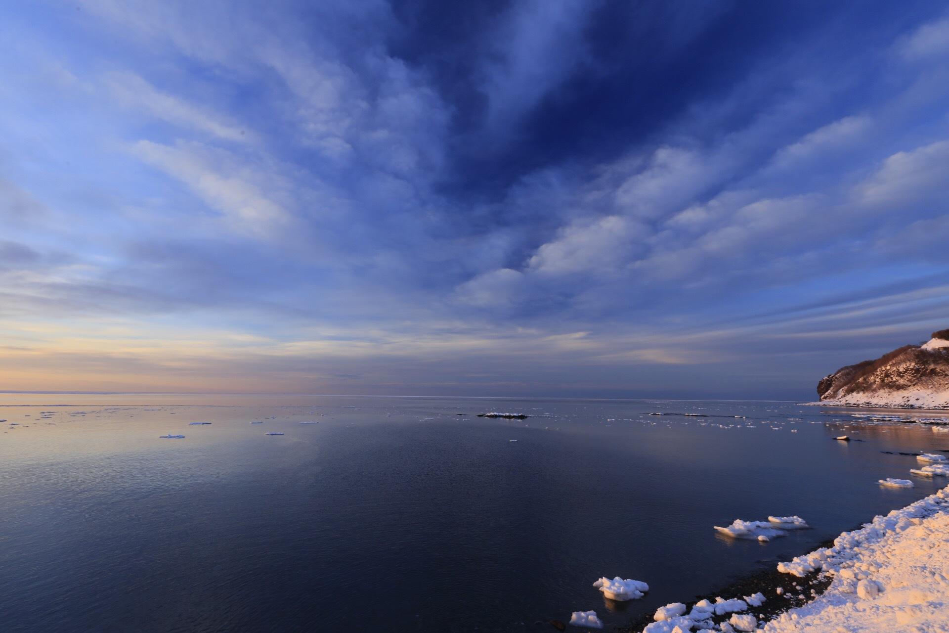 流氷と温泉の宿 海に桂田 image