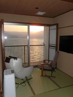 「春日」和室8畳 レギュラープラン!オーシャンビューの新和室!海の幸豪華舟盛り付 懐石料理!