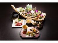 「秋田」和室10畳 レギュラープラン!オーシャンビューの新和室!海の幸豪華舟盛り付 懐石料理!