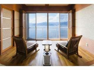 【北山】レギュラープラン!オーシャンビューの和洋室!海の幸豪華舟盛り付 創作懐石料理!