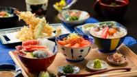 【長野県民向け】県内にいながら海辺に旅行気分♪海鮮12種どんぶり御膳プラン
