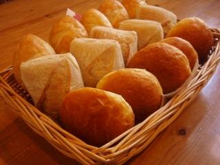 【朝食付き】焼きたてパンを楽しむプラン