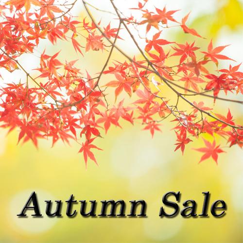 Autumn Promotion(素泊まり)