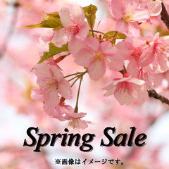 Spring Sale(朝食付き)