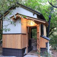 〜仙の家〜6畳部屋2つの棟♪グループにオススメ♪自然に囲まれる自由【現金特価】