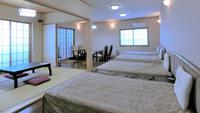 【広々和洋室】マッサージチェア付きのお部屋(205号室)