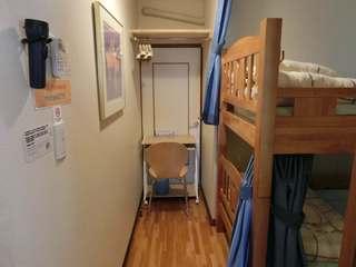 個室2ベット