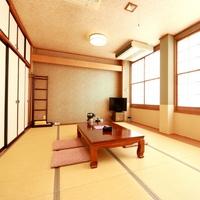 団体歓迎☆浜名湖一望の和室12畳[バストイレなし]