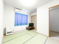 【喫煙】和室二人部屋
