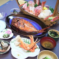 【静岡グルメ】活魚のお造り付き!当館標準のスタンダードプラン/現金特価