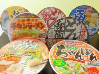 【楽天トラベル限定】【ほっこりお夜食】1泊につきカップ麺1個付プラン♪