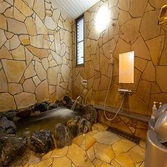 岩風呂温泉付和室(定員4名・禁煙)