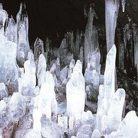 【体験旅】天然記念物「風穴」「氷穴」入洞券付き★/和洋バイキング