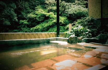 奥水間温泉 image