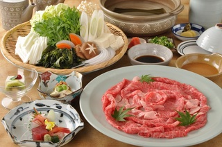 ◆お手軽に温泉を◆当館スタンダードプラン◎和牛しゃぶしゃぶ【お鍋でほっこりプラン】