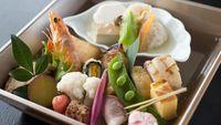 【お部屋で味わう四季の彩り】日本料理「暦」部屋食ディナー付き宿泊プラン≪2食付≫