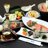 【安心価格】ボリュームたっぷり☆鮮度抜群の魚介を味わう♪《スタンダード2食付き》