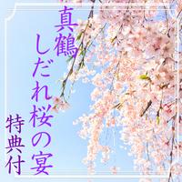 【真鶴しだれ桜の宴☆特典付!】春のおとづれと真鶴の味覚堪能♪[1泊2食付] 《現金特価》