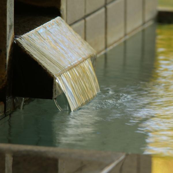サクッと素泊まり★レイトイン21時OK!当館自慢の「仙郷の湯」を体験!温泉を満喫♪