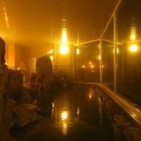年末年始は温泉でゆったり♪【スタンダード2食付】当館自慢の「仙郷の湯」!源泉掛流しの贅沢な湯あみを♪
