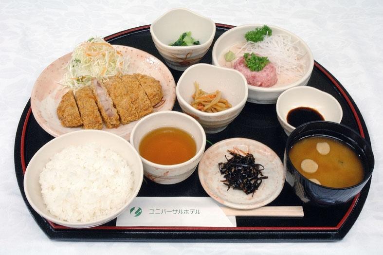 【朝食夕食無料】ユニバーサルホテル