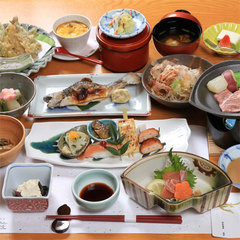 【グレードアップ】福井の幸いっぱい♪お食事重視のお客様にオススメ☆北陸新幹線開業記念