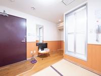 【無料WIFI】和室ツイン、 シャワー付き(禁煙)