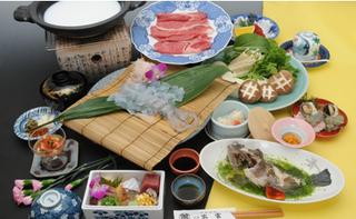 ★冬得★佐賀牛のしゃぶしゃぶコース(1泊2食)【現金特価】