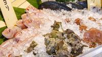 【オーシャンビュー】海を眺む人気のお部屋タイプ春のディナー食べ放題バイキング(2食付)