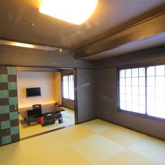 和室(12畳〜16畳・喫煙可能ルーム)