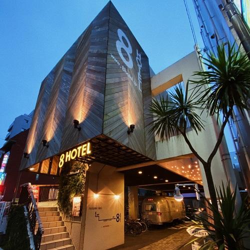 8hotel湘南藤沢(エイトホテル湘南藤沢) image