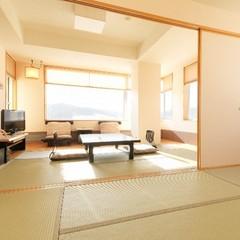 ◆タワー館和室【4.5畳+4.5畳又は6畳+6畳・禁煙】