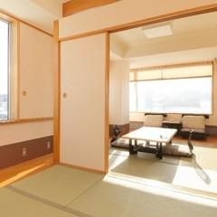 ◆タワー館和室【4.5畳+4.5畳又は6畳+6畳・喫煙】