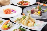 【秋冬旅セール】【2食付】和食と中華のいいとこ集めました★のご夕食◆和食膳&パンのご朝食