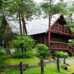 【素泊まり基本プラン】家族やグループ旅行に最適!森の中に佇む白馬の貸切別荘 全12棟【美人の湯】