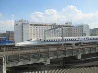【鉄道ファン驚愕】新幹線側ビュー確約プラン(素泊まり)