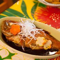 伊豆グルメを楽しもう♪【地魚の刺身】or【金目鯛の姿煮】をご提供!/2食+フリードリンク付プラン
