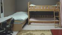 【207号室】1〜6人部屋★2段ベッド×2台+シングル×2