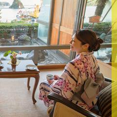 【絶景温泉】露天風呂付客室シンプルステイ 〜贅沢をスマートに♪〜(素泊まり)