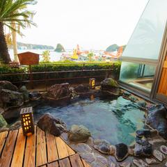 【GW連休限定】◆露天風呂付客室◆『下田温泉』×『黒船ホテル』で初夏の伊豆を先取り♪