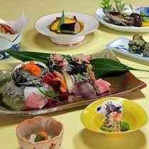 【春得】獲れたて天然地魚の豪華お造り盛り合わせ(アワビ入り)付グルメプラン♪【料理自慢】【現金特価】