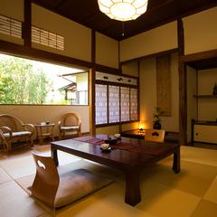 ◆露天風呂付き客室◆【和室8帖+踏込+広縁】[バス・W.C]