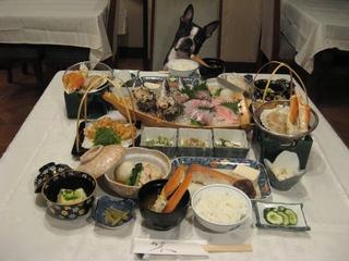 【家族同室】地魚海鮮ライトプラン 地魚中心のお刺身盛り合わせのみがメインの軽めのディナーです。