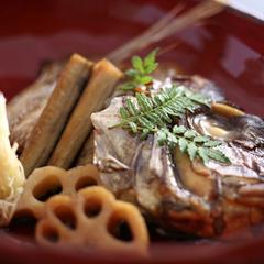 【早得21】秋限定 天然紅葉鯛の姿造りと伊勢海老・鮑付き特選宝楽焼会席